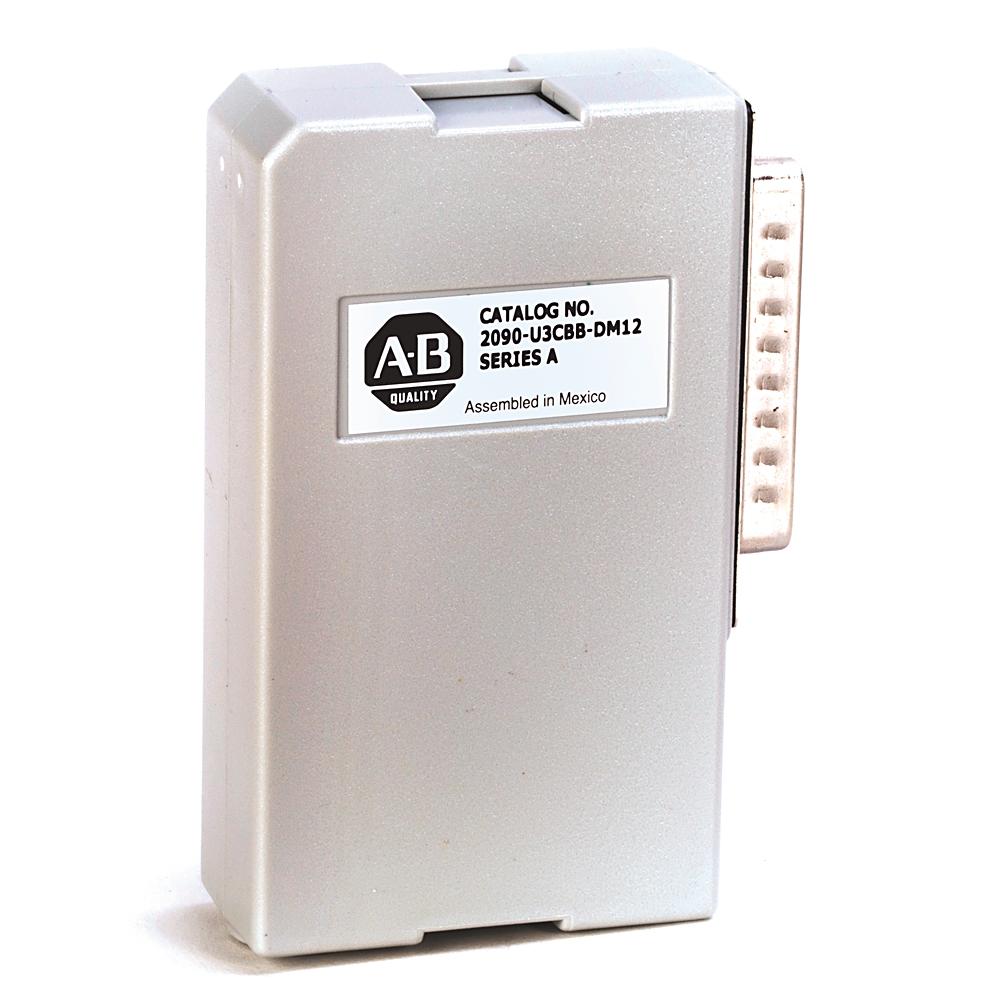 Rockwell Automation Revere Electric Cbb Circuit Breaker Board Allen Bradley 2090 U3cbb Dm12 Ultra 3000 Breakout Kit