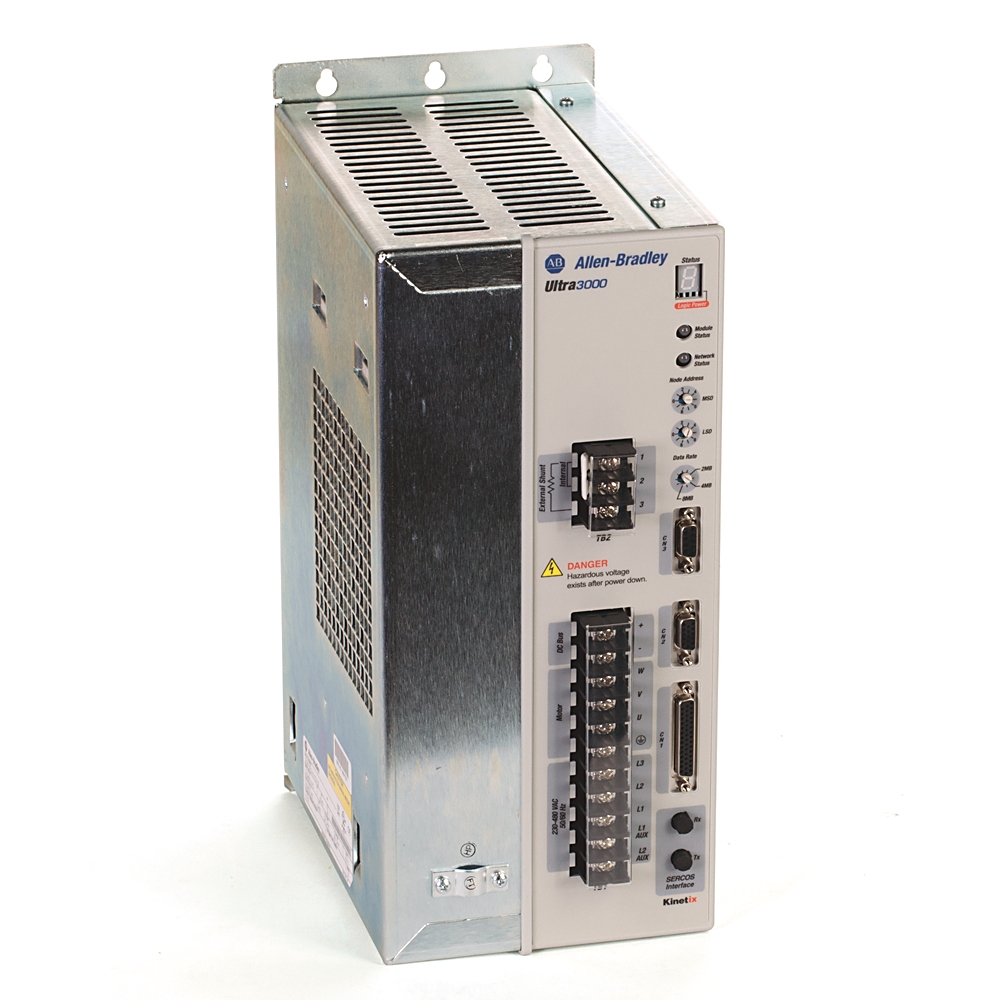 2098-DSD-HV150-SE AB 15KW ULTRA 3000 SERVO DRV 460V SERCOS