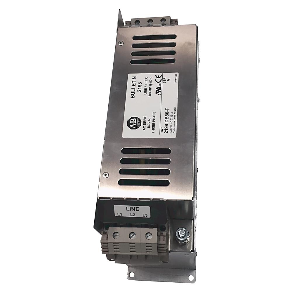 2198-DB80-F AB KINETIX 5700 80A LINE FILTER