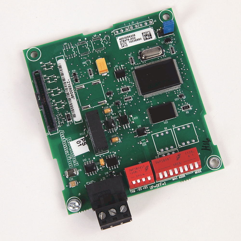 A-B 22-COMM-B PowerFlex BacNet ms-Tp Adapter