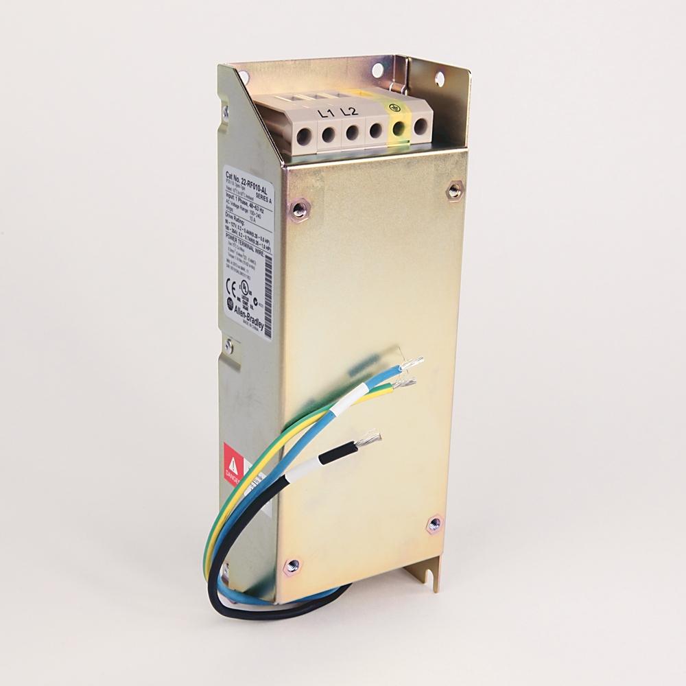 22-RF010-AL AB EMC FLTR 120/240V 1PH 0.25 -0.5HP L TYPE