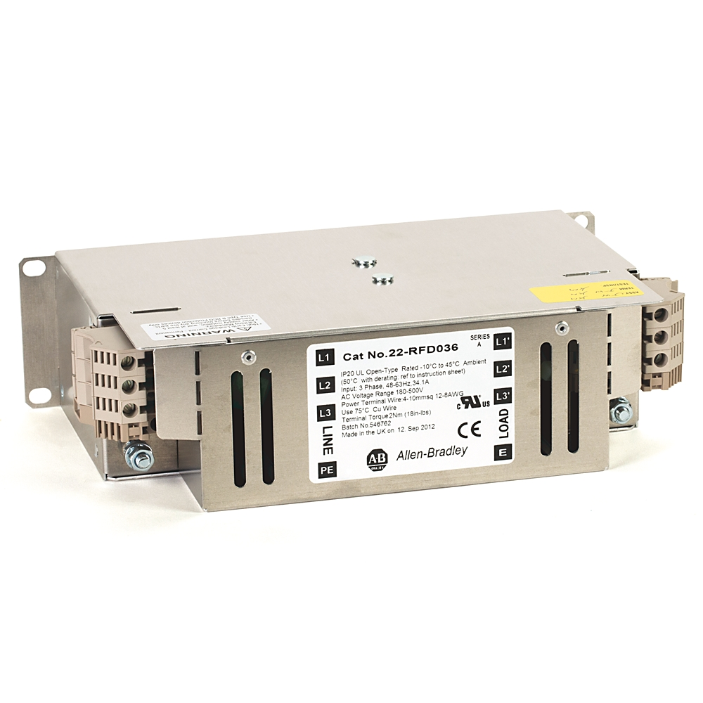 ROCKWELL AUTOMATION 22-RFD036
