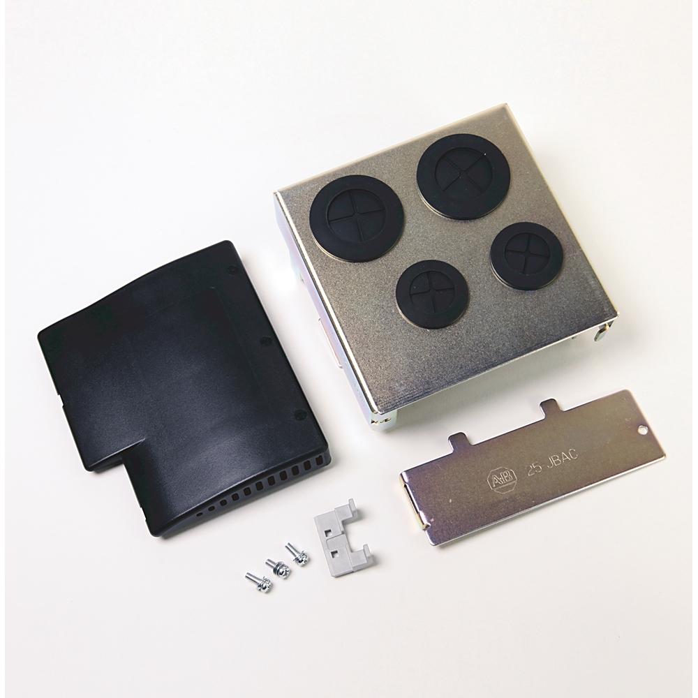 A-B 25-JBAC PowerFlex 520 Frame C NEMA/UL Type 1 Kit