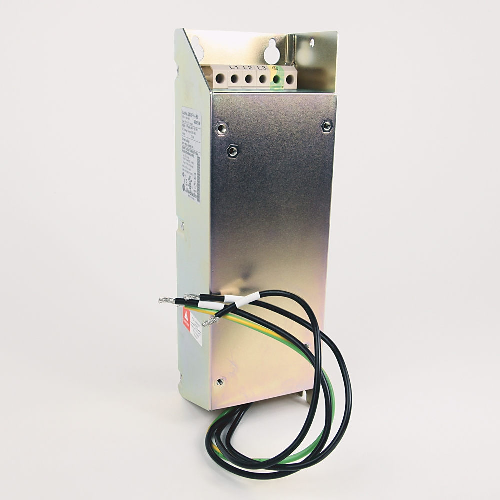 25-RF014-BL AB PF520 SERIES EMC FILTER, 13.8A, 480V, 3 88495199026