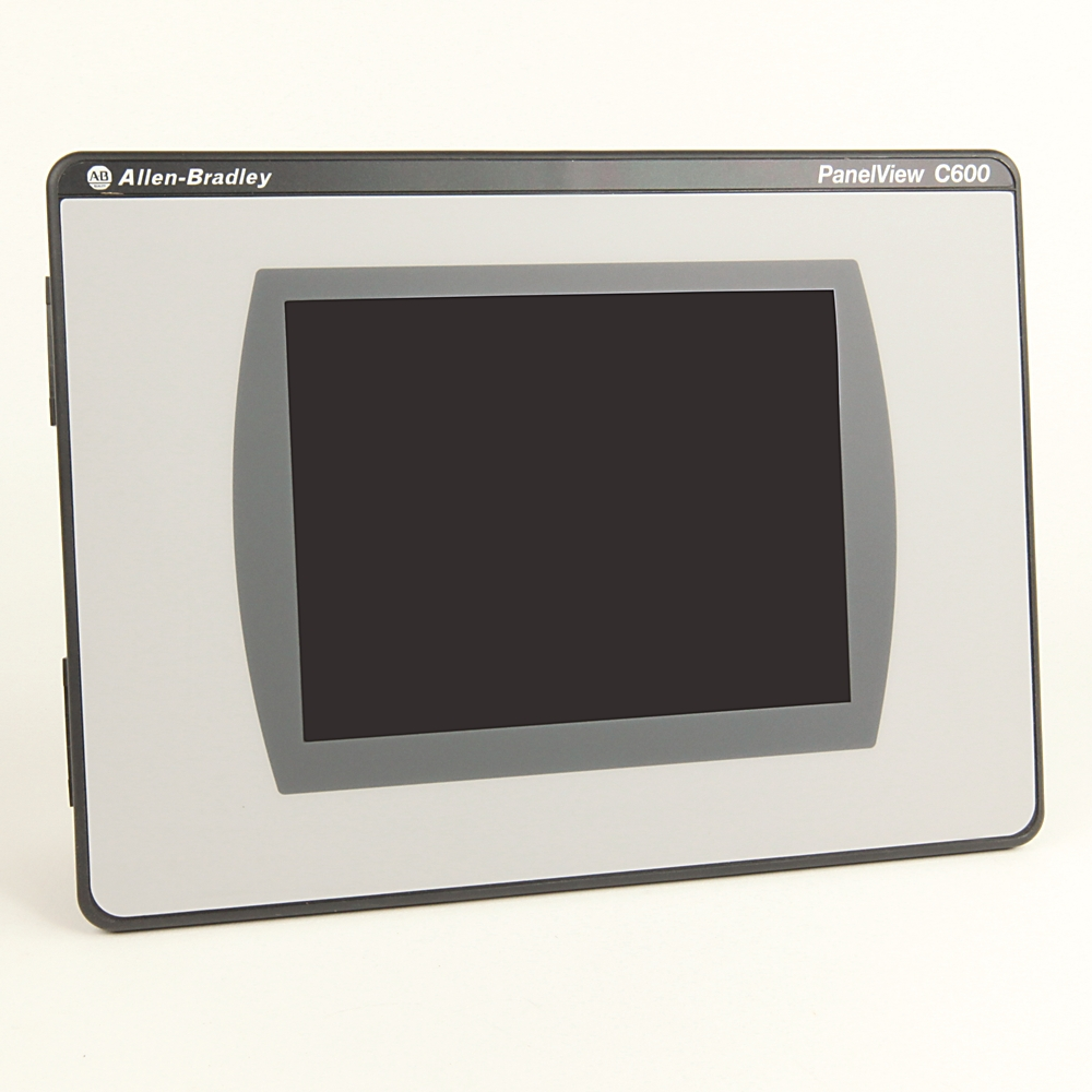 A-B 2711C-T6T PanelView Comp C600 Graphic Terminal