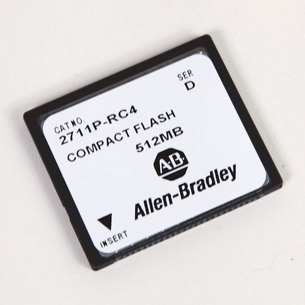 2711P-RC4 AB PV PLUS/VVCE EXTERNAL COMPACT FLASH 66207308837