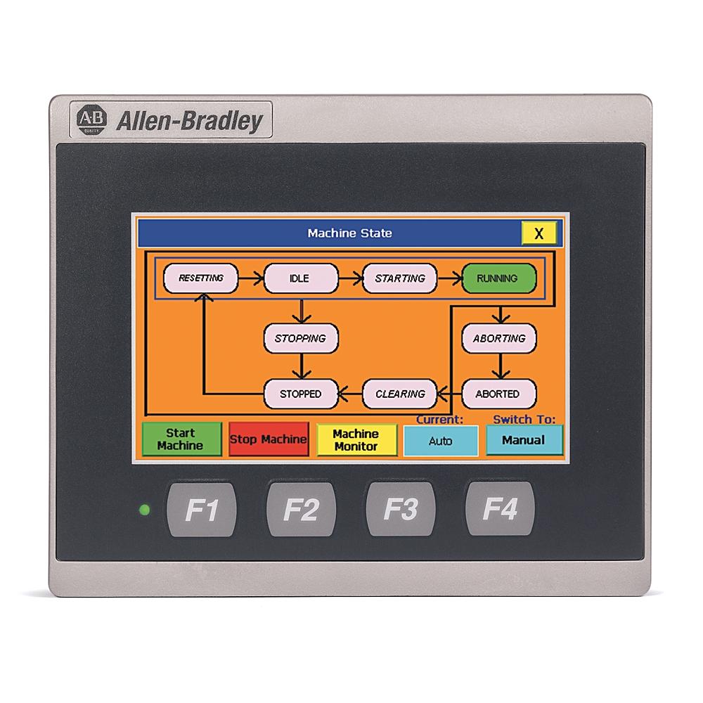 Allen-Bradley 2711R-T4T