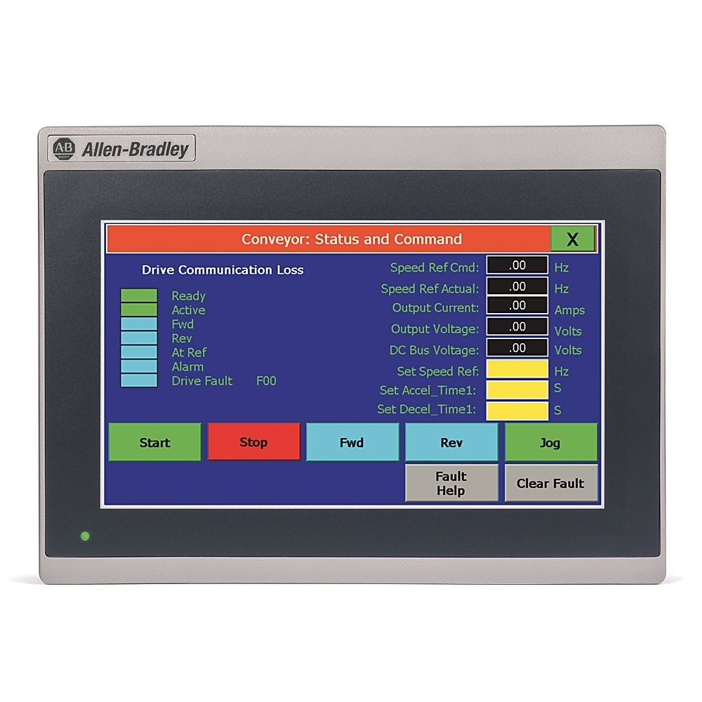 Rockwell Automation2711R-T7T