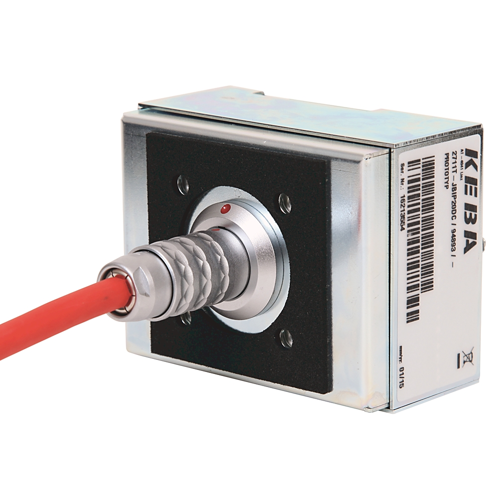 A-B 2711T-JBIP20DC MobileView Accessory, Junction Box