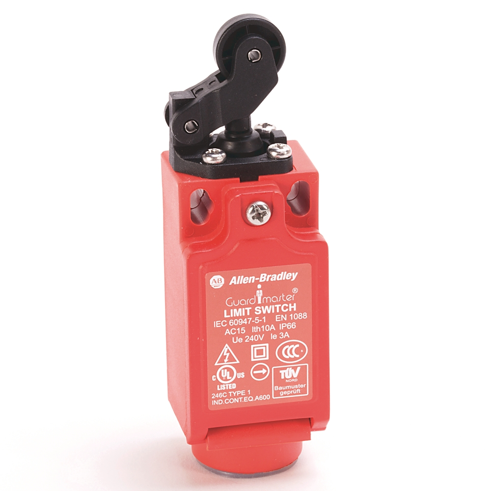 A-B 440P-CHLB12E Small Plastic IEC Bulletin 440P