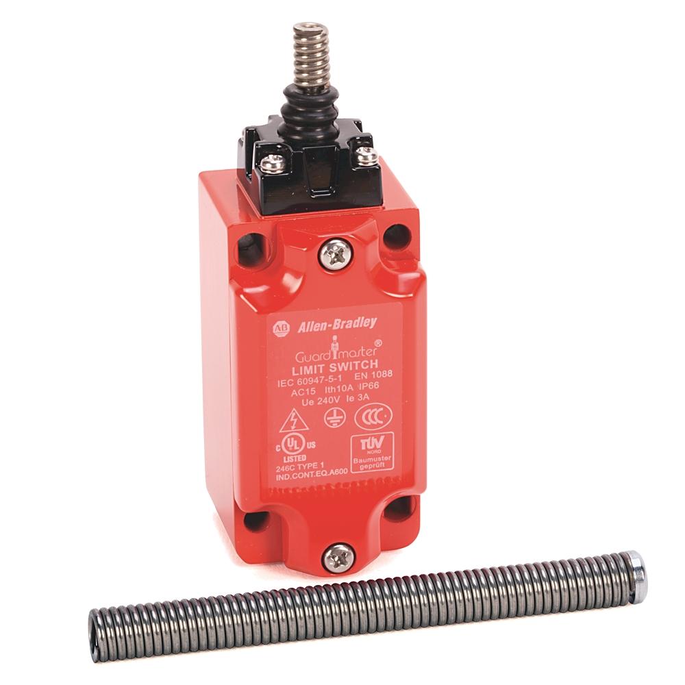 A-B 440P-MSRS11E Large Metal IEC Bulletin 440P