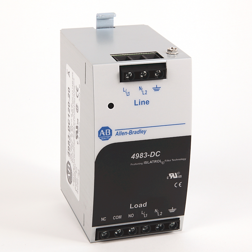 A-B 4983-DC120-05 5 A 120 V AC Filter - Surge Suppressor