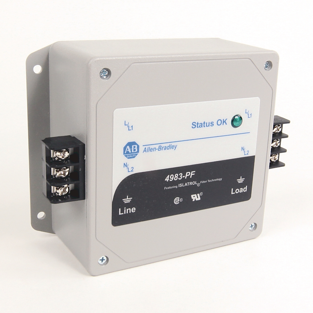 A-B 4983-PF120-05 5 A 120 V AC Filter