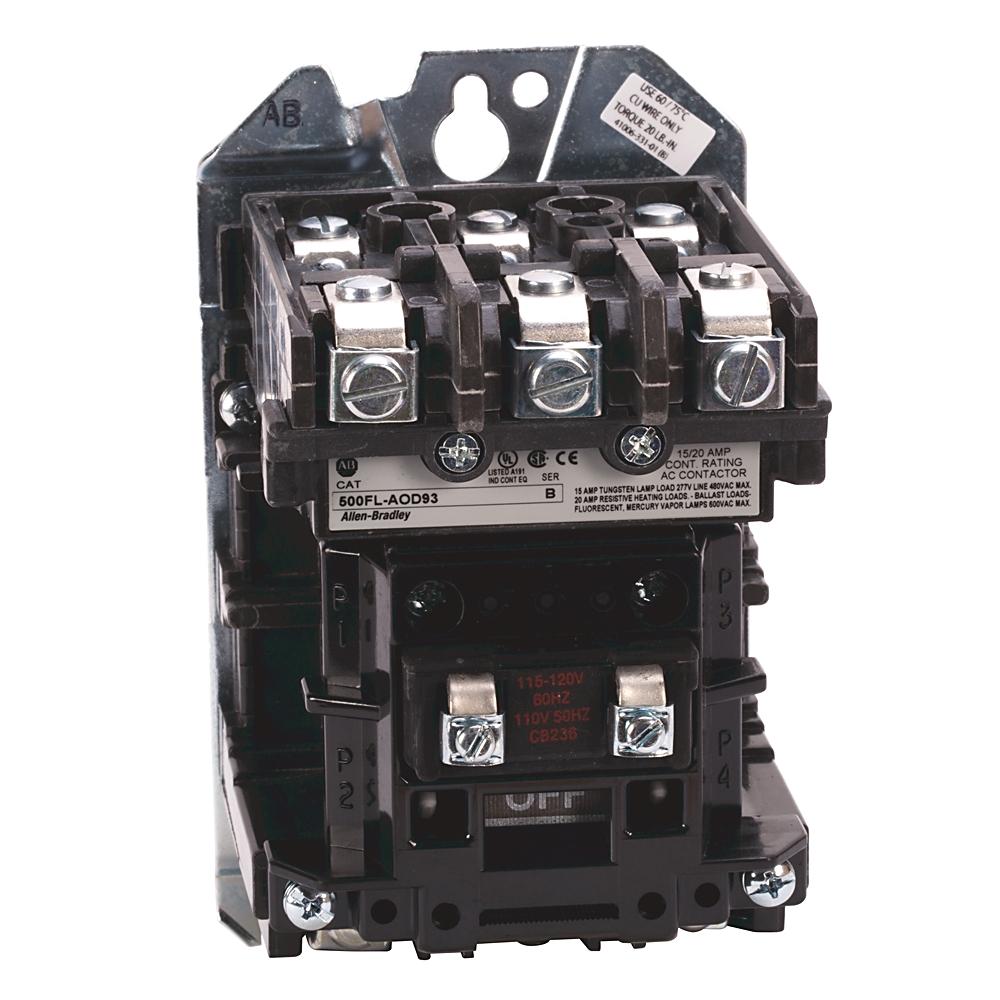 Allen-Bradley 500FL-AOD93