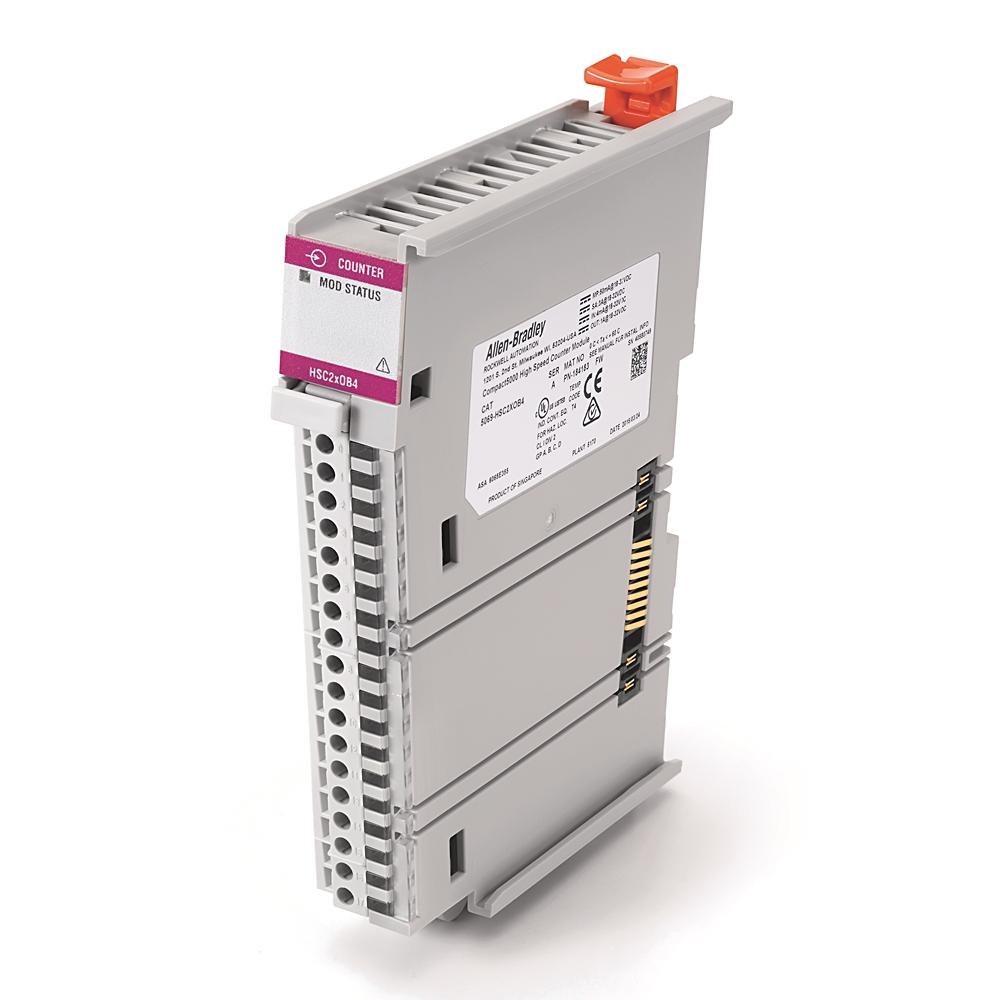 AB 5069-HSC2XOB4 5069 High SpeedCounter Module