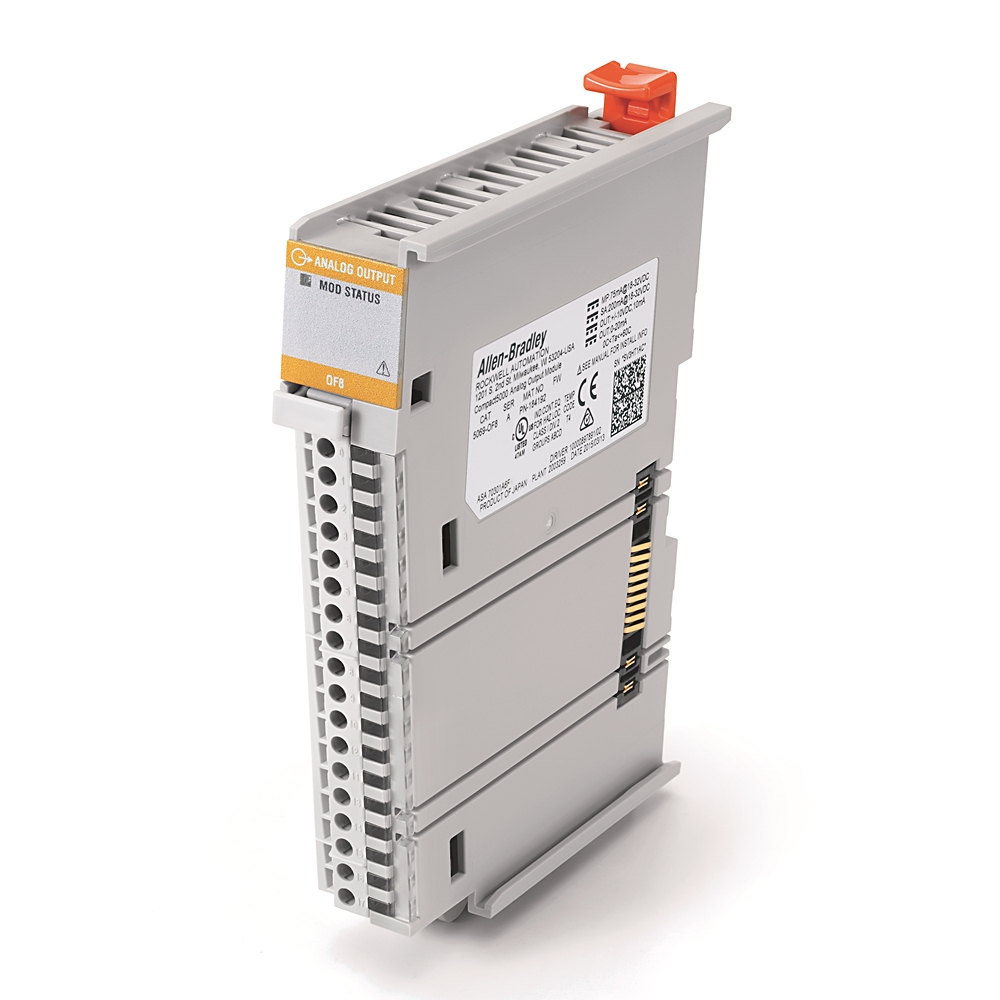 AB 5069-OF8 Compact I/O 8 ChannelVoltage/Current Analog OutputModule