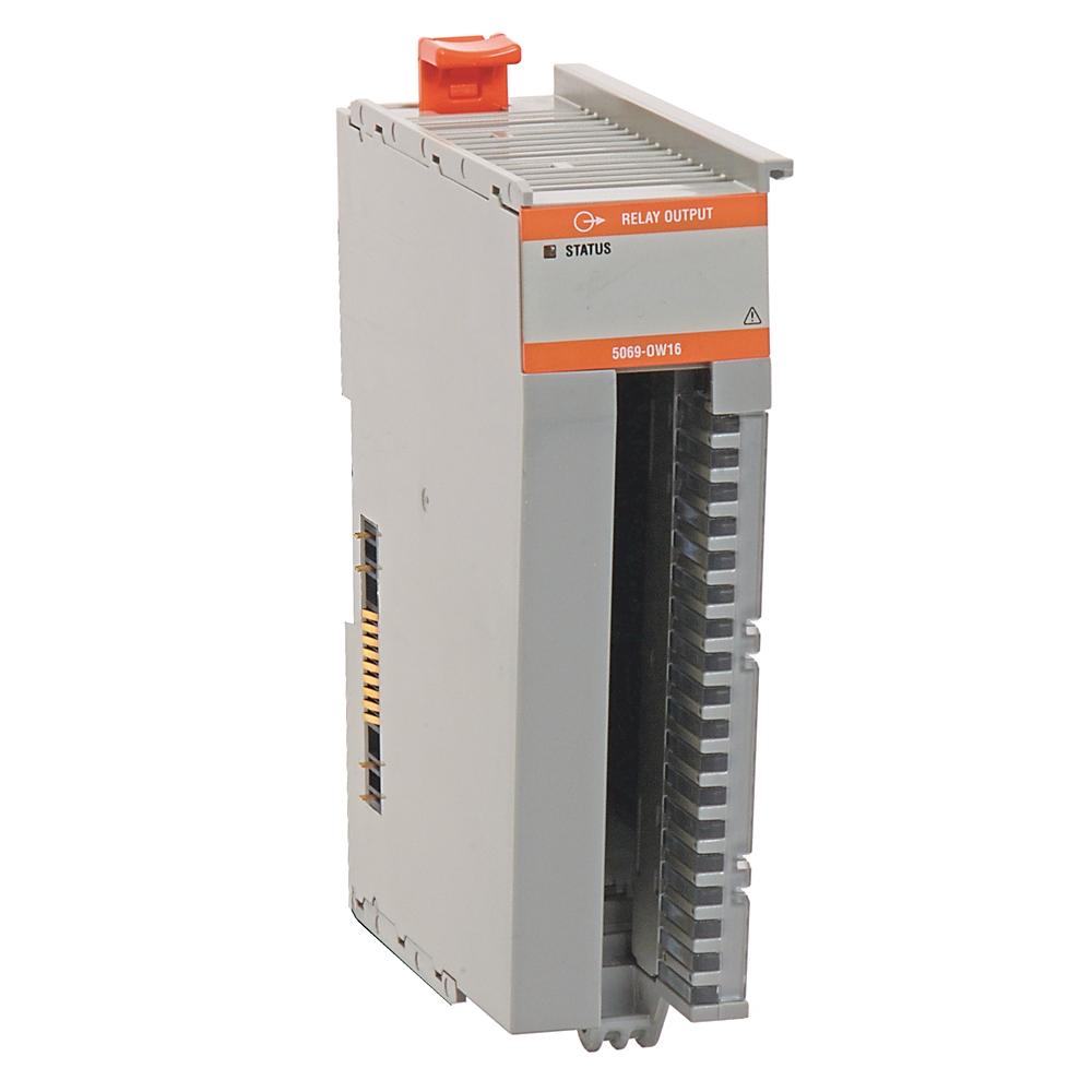 5069-OW16 COMPACTLOGIX RELAY OUTPUT MODULE 16 CHNL