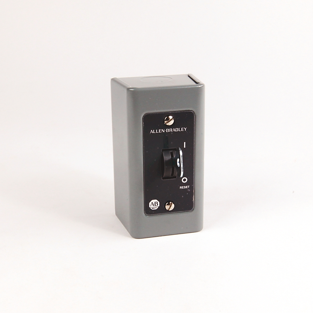 A-B 600-TAX4 NEMA 1 Pole Manual Starting Switch