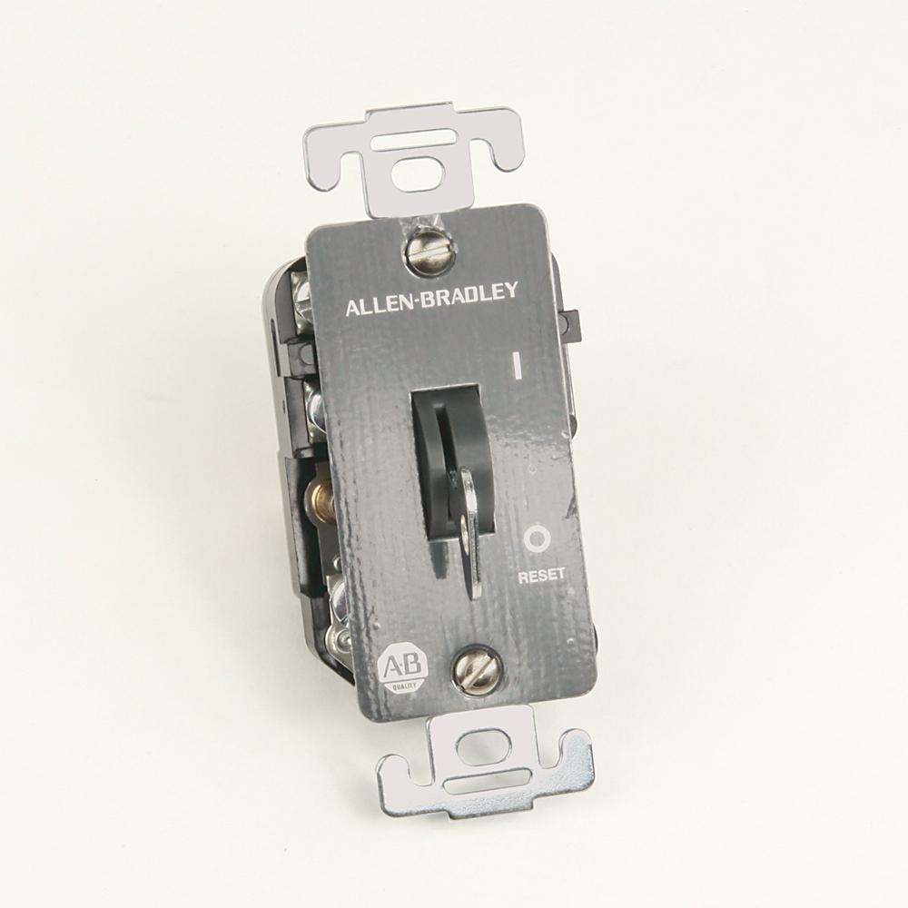 Allen bradley 600 tox4 mcnaughton mckay for Allen bradley manual motor starter