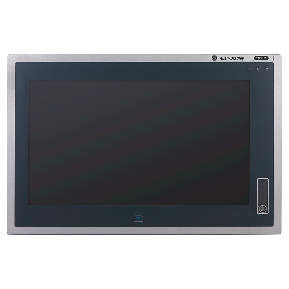 6181P-19B3MWX1AC AB INTEGRATED DISPLAY INDUSTRIAL COMPUTER