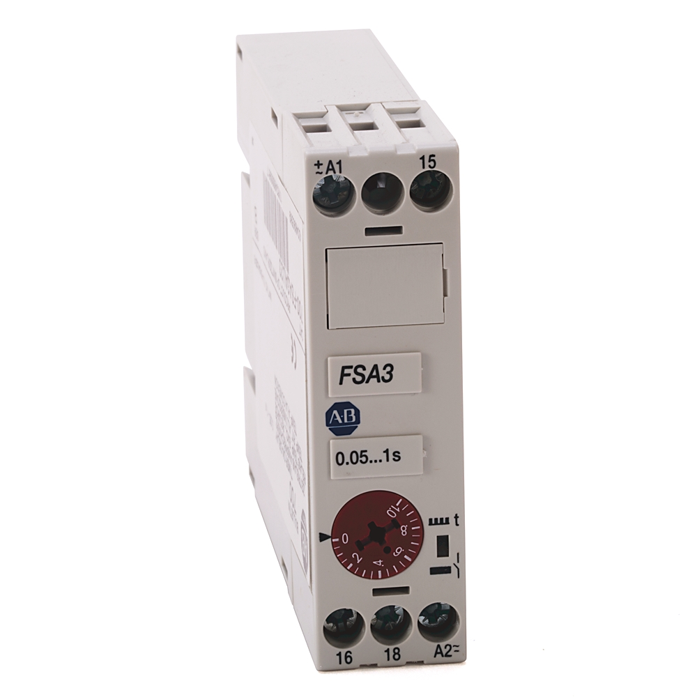 A-B 700-FSA3UU23 High Perf On-Delay SPDT Time Relay