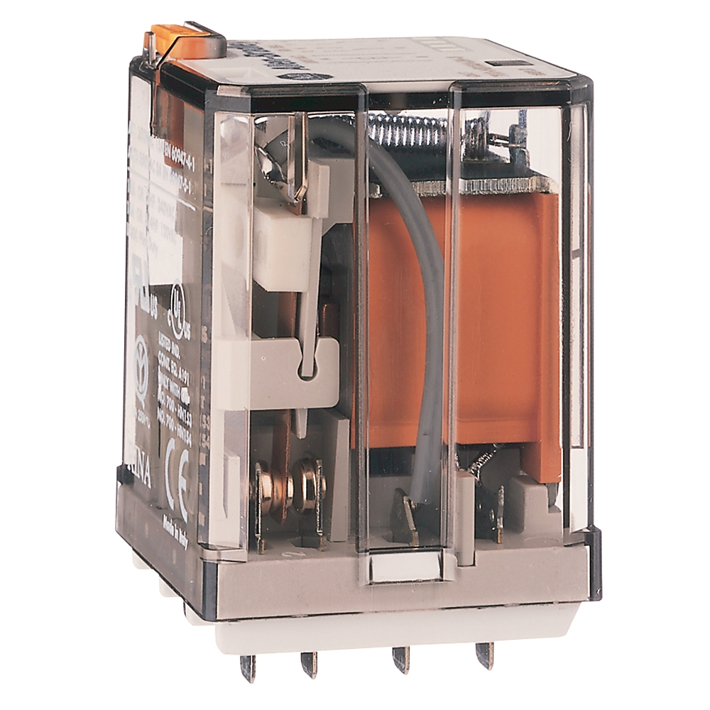 A-B 700-HB32A1 GP Tall Square Base Relay