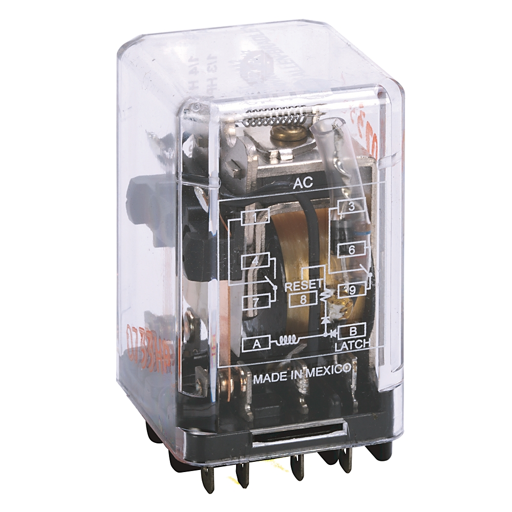 A-B 700-HJ32A24 Magnectic Latching Relay