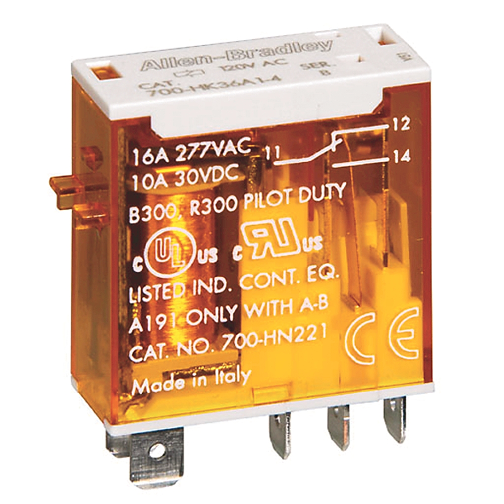 A-B 700-HK36Z24 GP Slim Line Relay