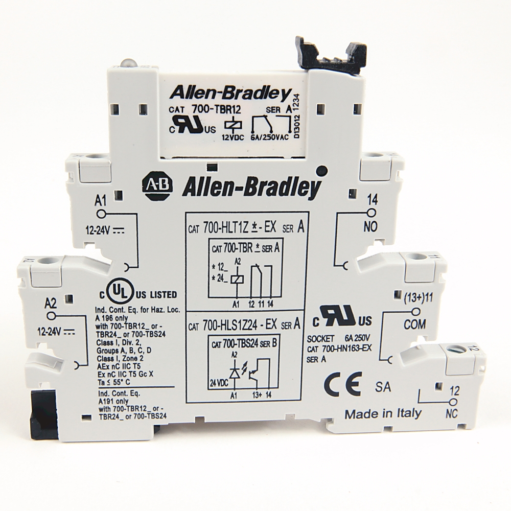 A-B 700-HLT1Z24 GP Terminal Block Relay