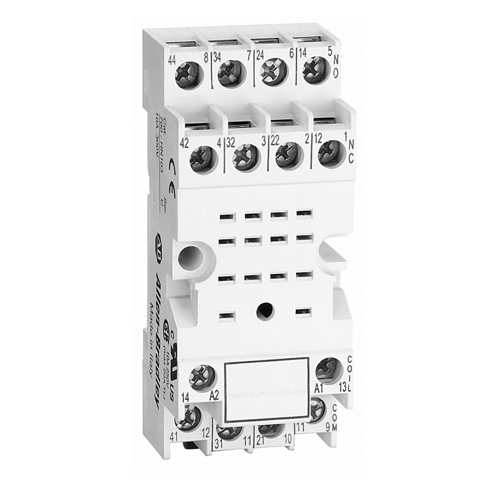 A-B 700-HN103 14 Blade Based Minature Relay Socket
