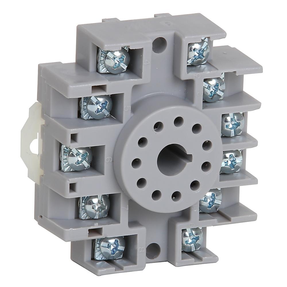 A-B 700-HN126 11-Pin Tube Style Relay Socket PK10