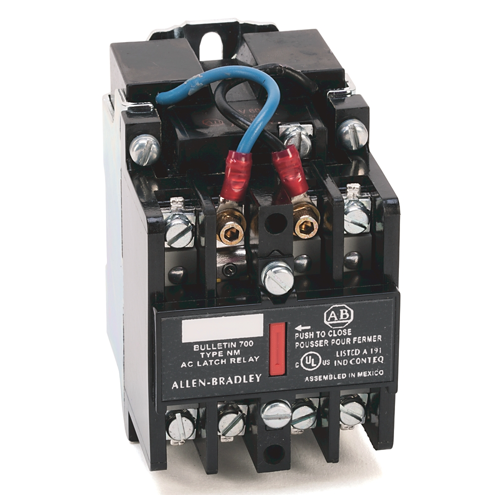 A-B 700-NM200A1 Magnetic Latch Industrial Relay