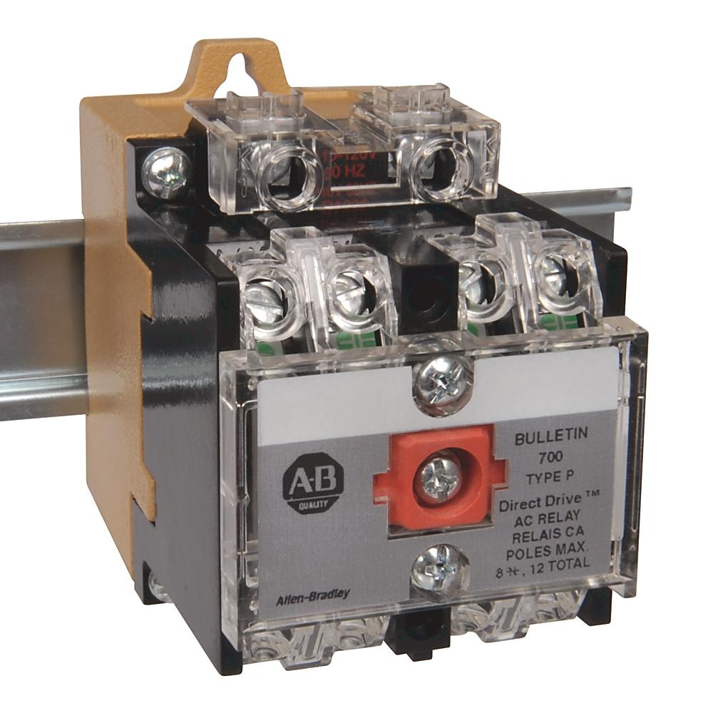A-B 700-P000A1 600v Industrial Relay