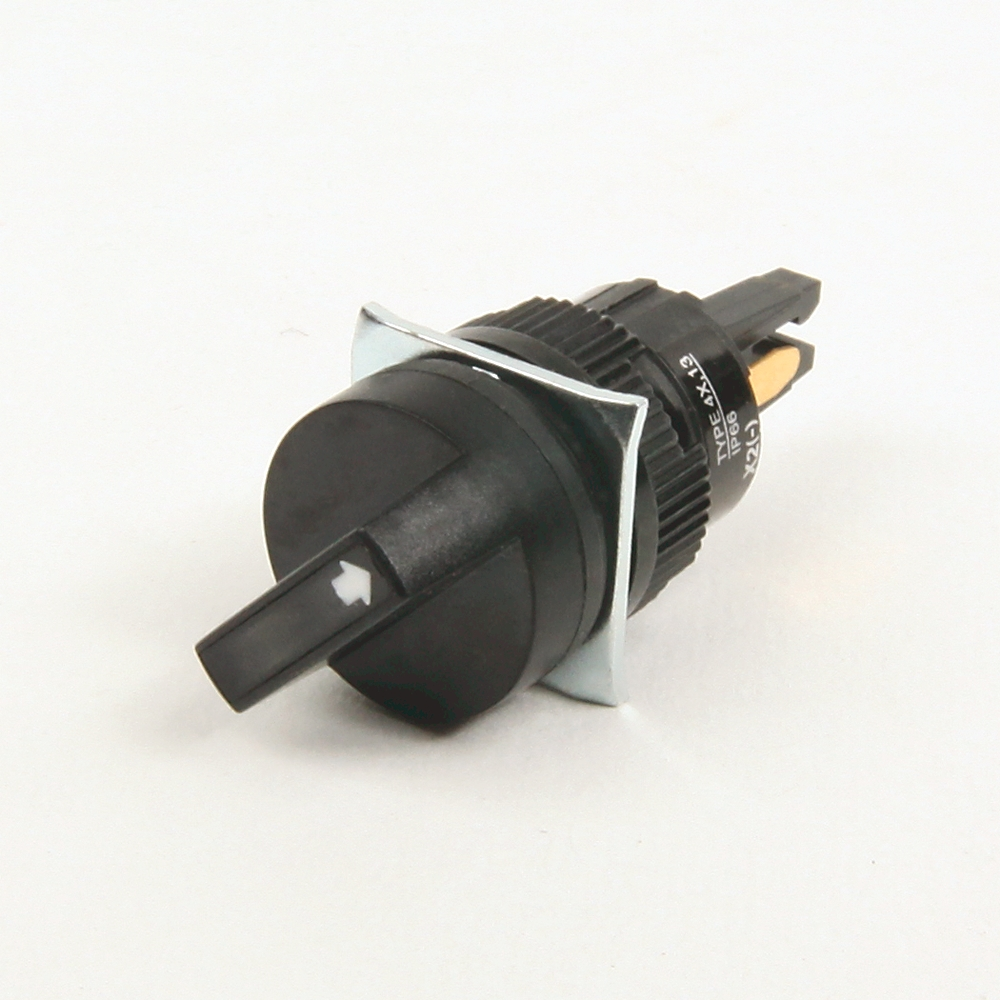 A-B 800B-SM2A 800B 16 mm 2 Position Selector Switch