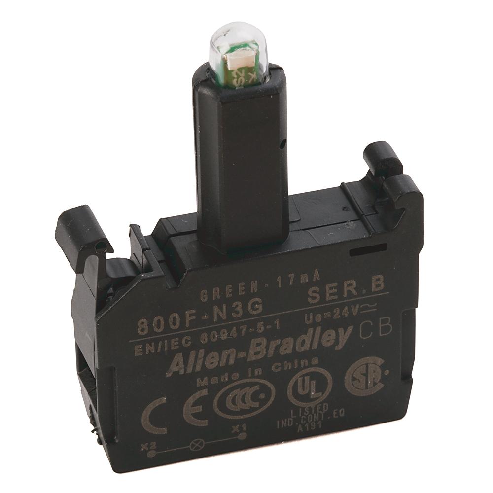 Allen-Bradley 800F-MN3WX11