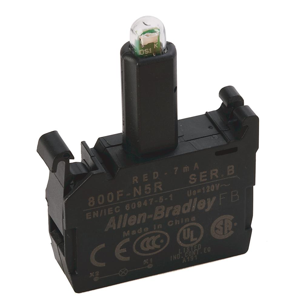 800F-N5R AB 800F LED MODULE, LATCH MOUNT 66246811997