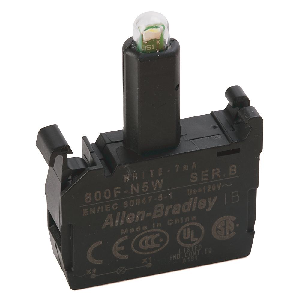 800F-N5W AB 800F LED MODULE, LATCH MOUNT 66246811998