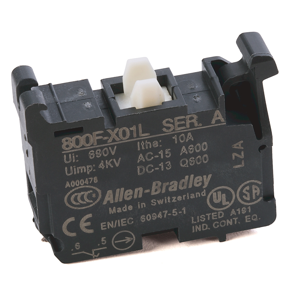 Allen-Bradley800F-X01L