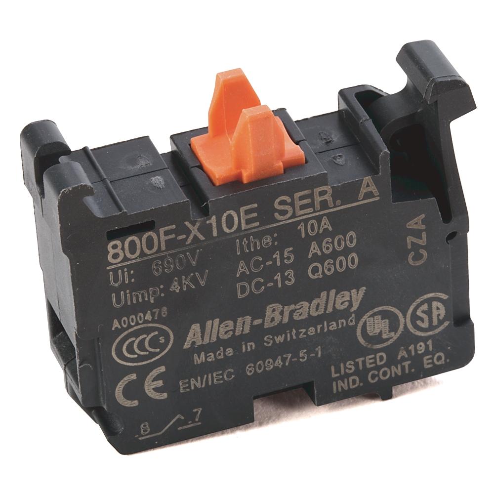 Allen-Bradley800F-X10E