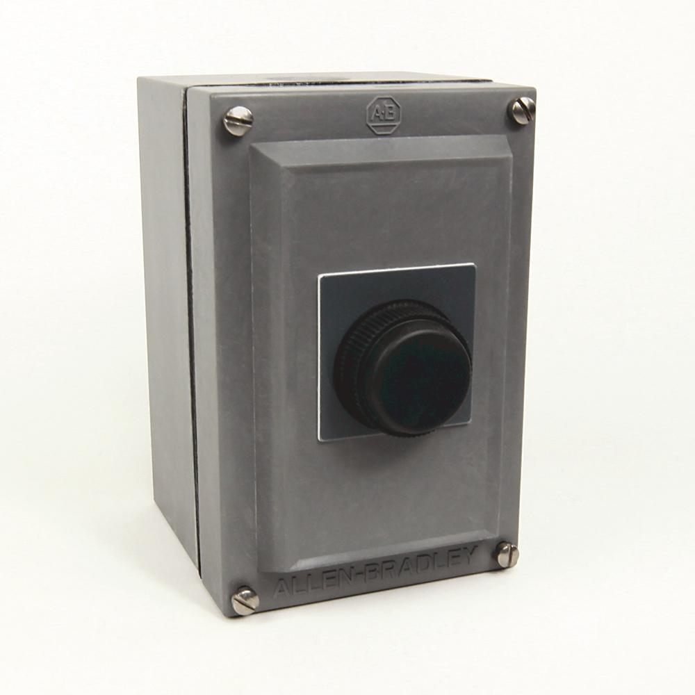 A-B 800H-1HX4R 30mm Push Button Station 800H PB