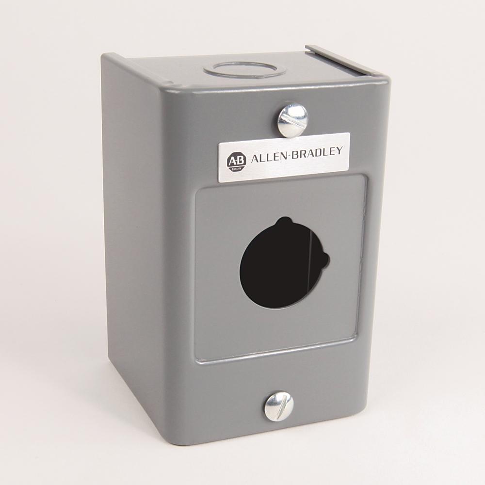 A-B 800H-1HZ4C 30mm Push Button Enclosure 800H PB