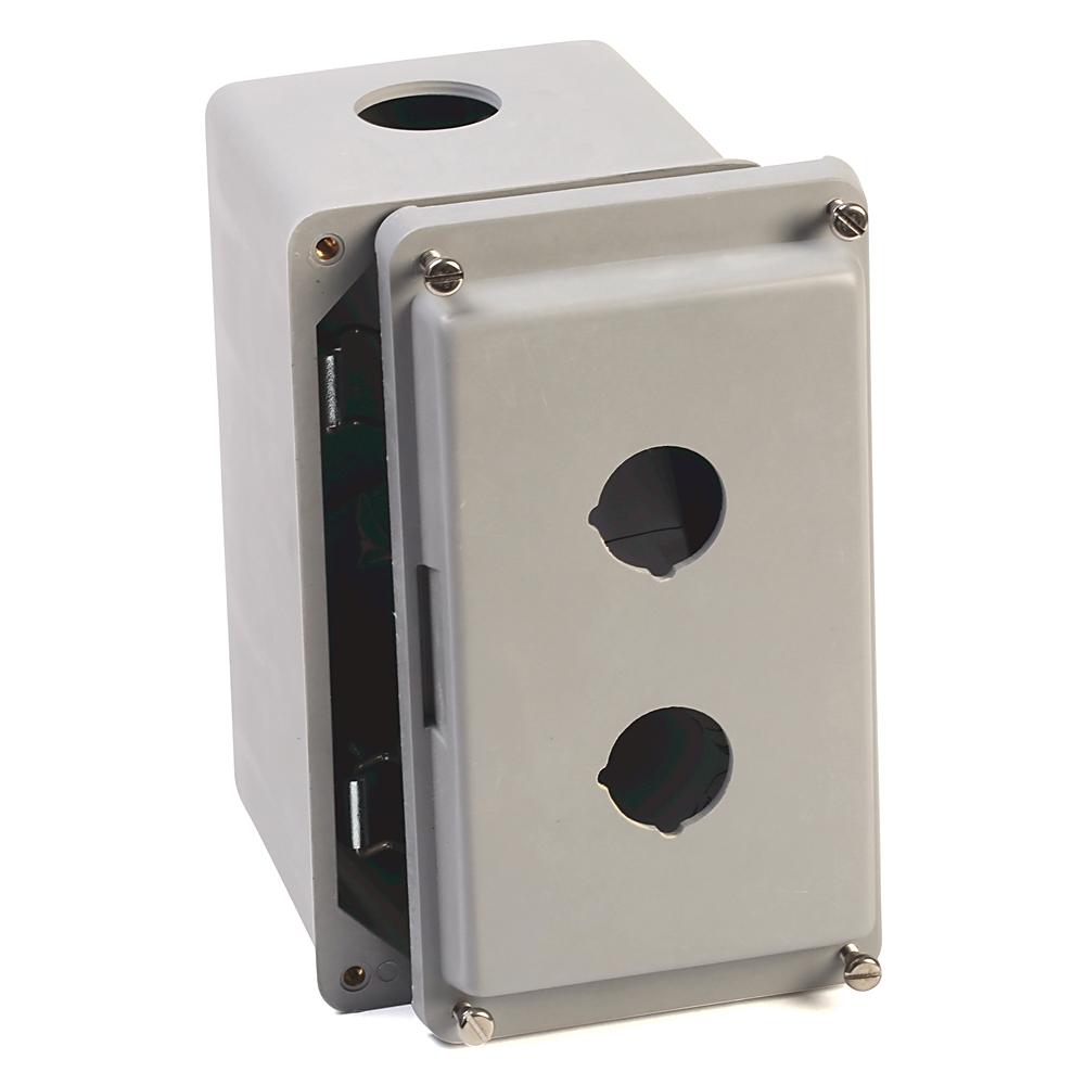 A-B 800H-1HZ4Y 30mm Push Button Enclosure 800H PB