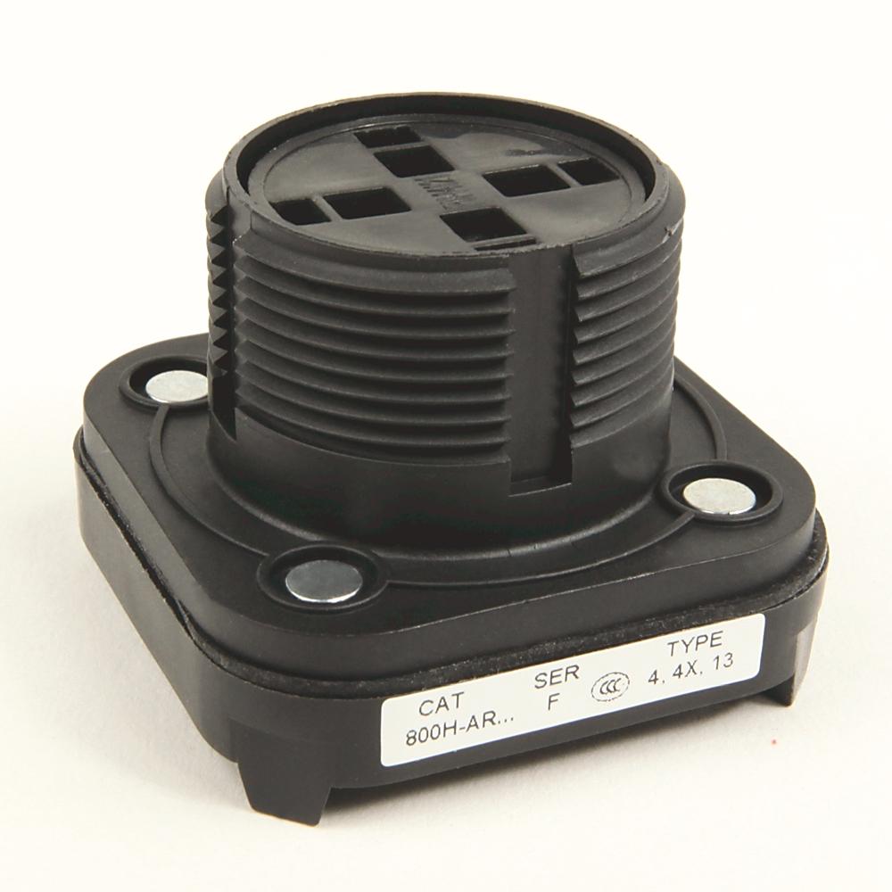 A-B 800H-AR4A 30mm Momentary Push Button 800H PB