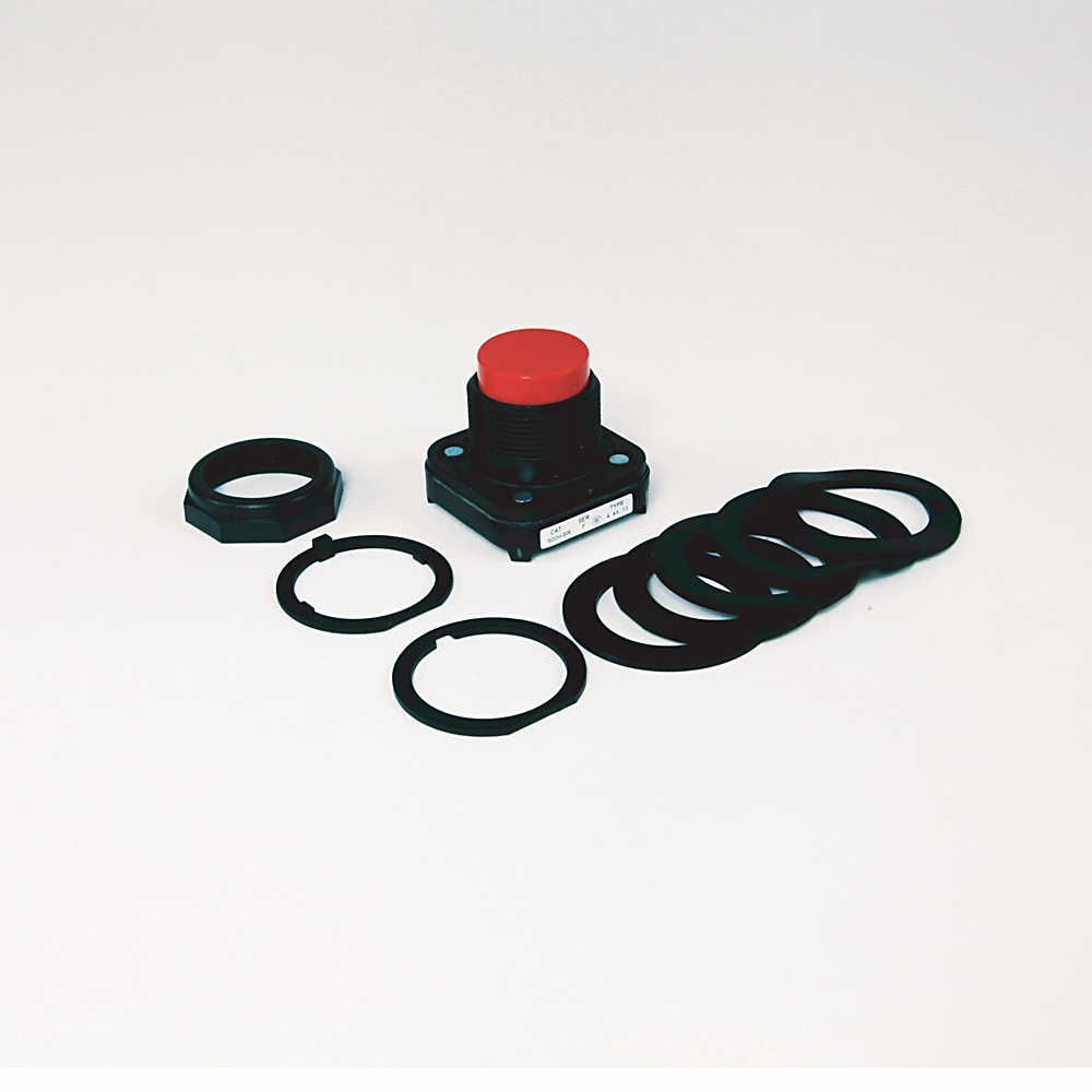 A-B 800H-BR6 30mm Momentary Push Button 800H PB