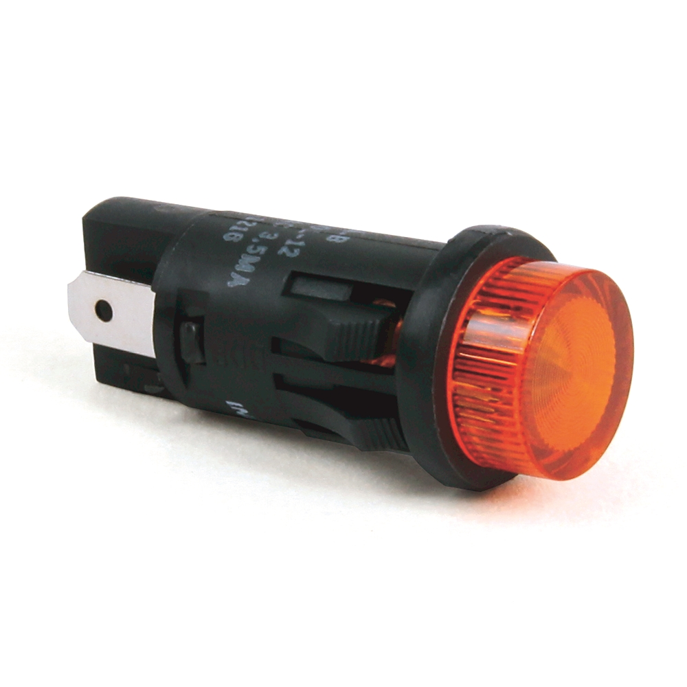 800L-12L10A AB SNAP-IN PANEL INDICATOR LIGHT 78118046502