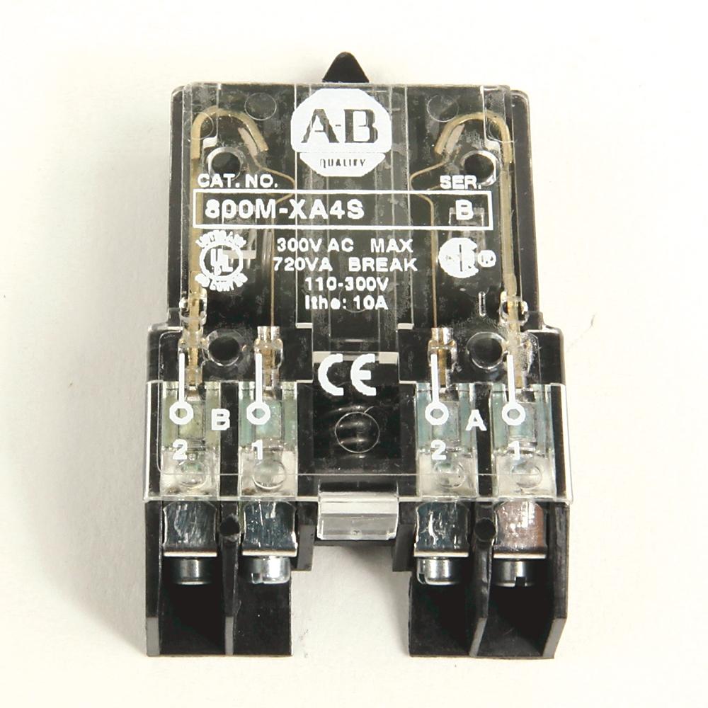 Allen-Bradley800M-XA4S
