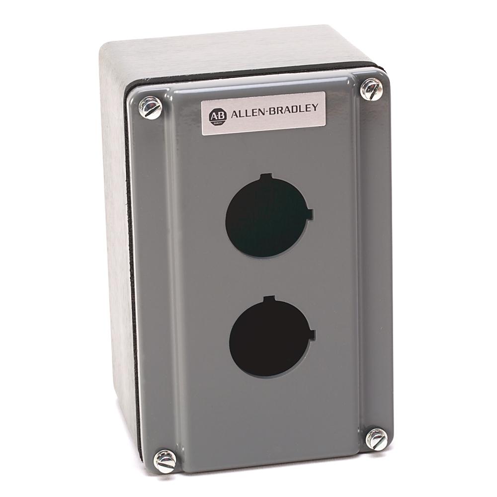A-B 800R-2TA 30 mm Push-Button Station 800R PB