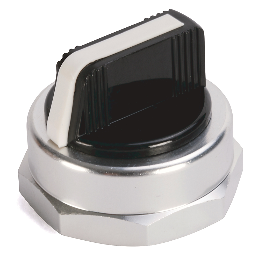 A-B 800T-N230F 30mm Replacement Sel. Sw. Knob 800T PB