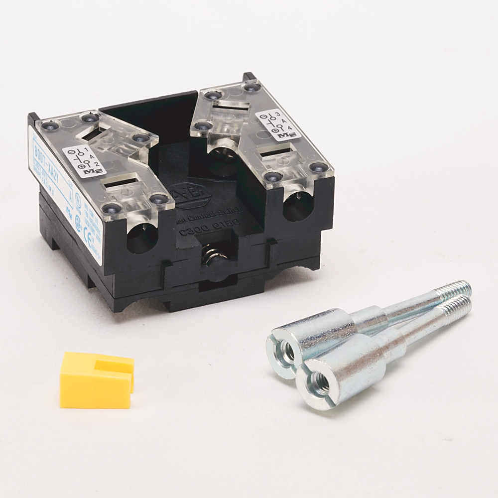 A-B 800T-XD2Y 30mm Contact Block 1-NC 800T PB