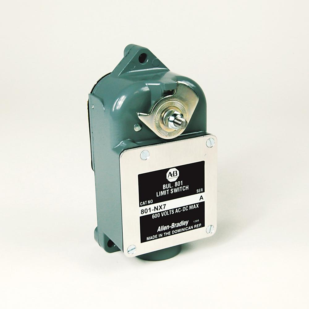 A-B 801-NX7 General Purpose Limit Switch